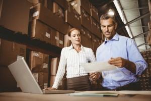 e-commerce supply chain management