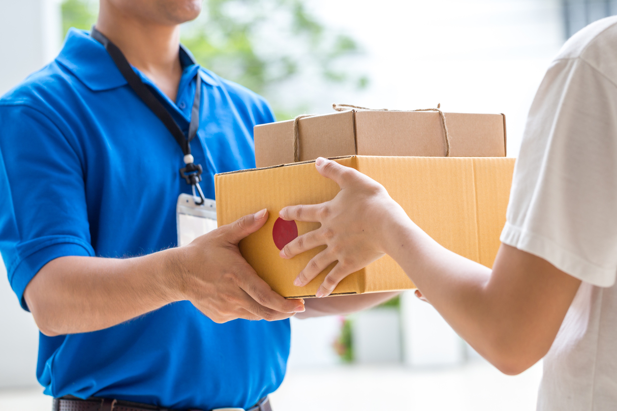 what is the difference between shipping and delivery shipping vs