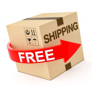 Free Shipping Drive Sales