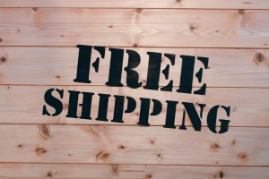 ways to offer free shipping